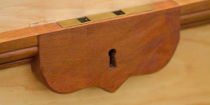 Tool box lock